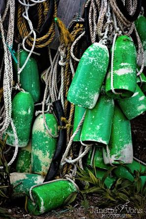 #0103 - Green Buoys