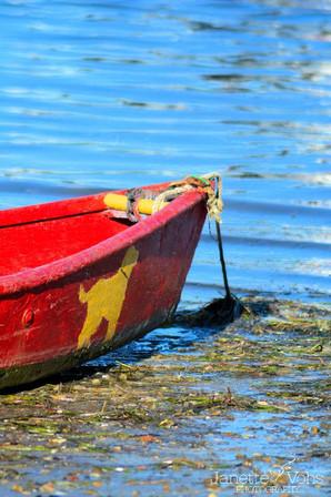 #0019 - Sunken Ship Dingy