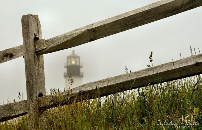 #0146 - Thru the Fog and Fence at Sankaty