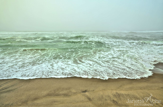 #0176 - Green Seas