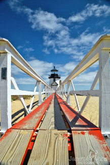 #0363 - Brant Point's Red Walkway