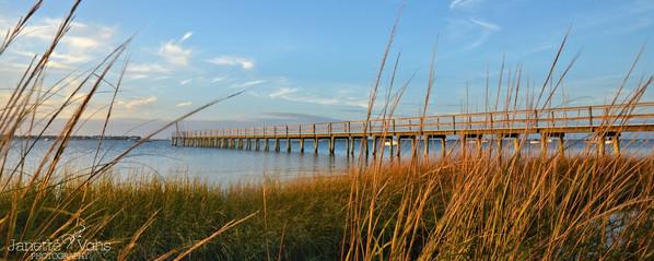 #0107 - Monomoy Pier Panoramic
