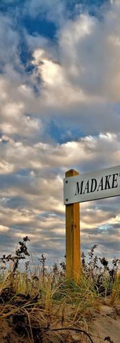 #0238 - Clouds Over the Madaket Beach Si