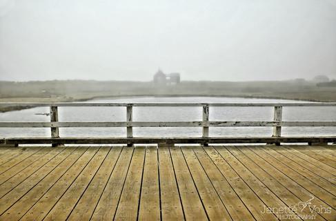 #0202 - Foggy Madaket House