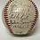 Thumbnail: 1950 All Star Autographed Baseball