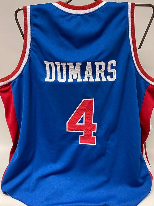 Joe Dumars Throwback 88-89 Jersey - Mitchell & Ness