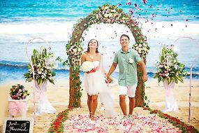 Свадебная церемония в Майами по индивидуальному сценарию
