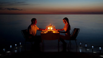 Свадьба в Майами, романтический ужин при свечах приготовит известный шеф повар