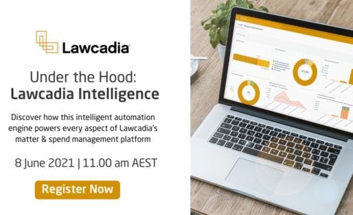 Under The Hood: Lawcadia Intelligence Webinar.