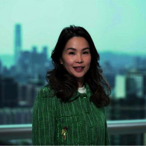 Cindy Tong, General Counsel And Head Of Compliance Axa – Asia.