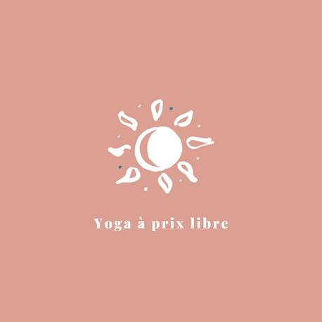 [NOUVEAUTÉ] Cours de yoga à prix libre