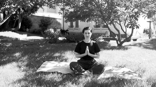 cours yoga doux limoges