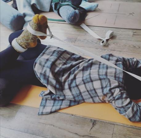 NOUVEAU | Cours de Yin Yoga à Limoges et en ligne