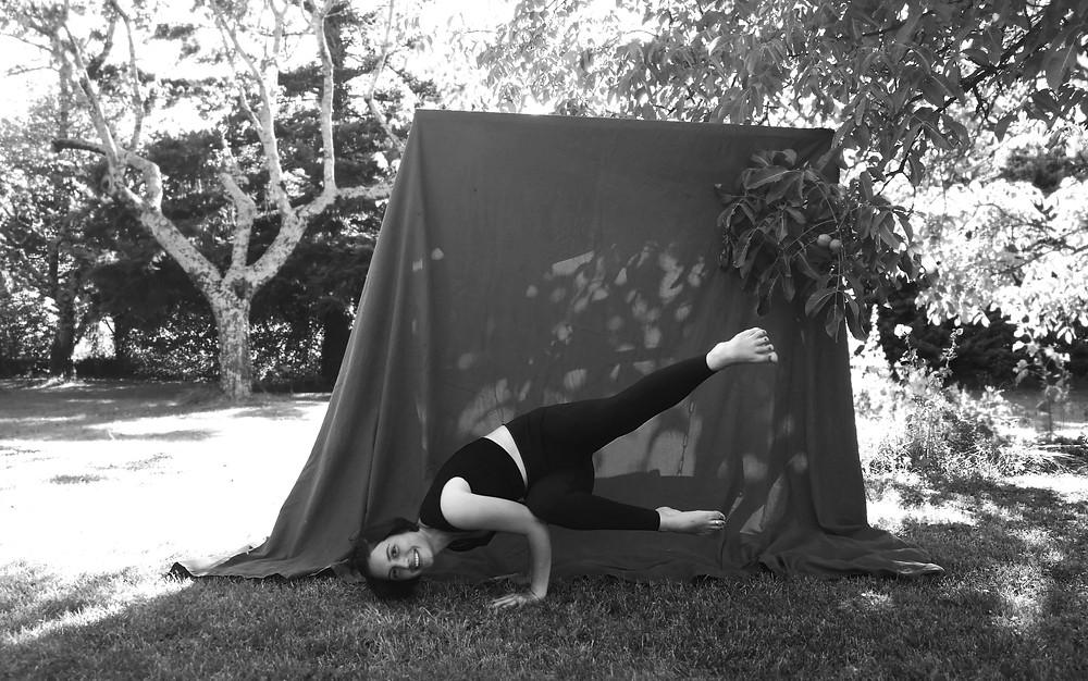yoga limoges equilibre