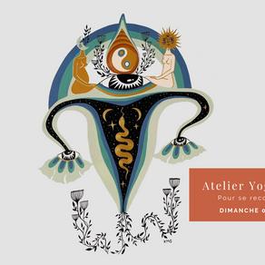 AGENDA | Atelier Yoga de la Femme, pour se reconnecter à la nature