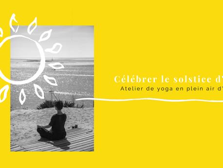 Célébrer le solstice d'été ☀️