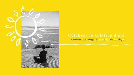 Célébrer le solstice d'été- event fb-yog