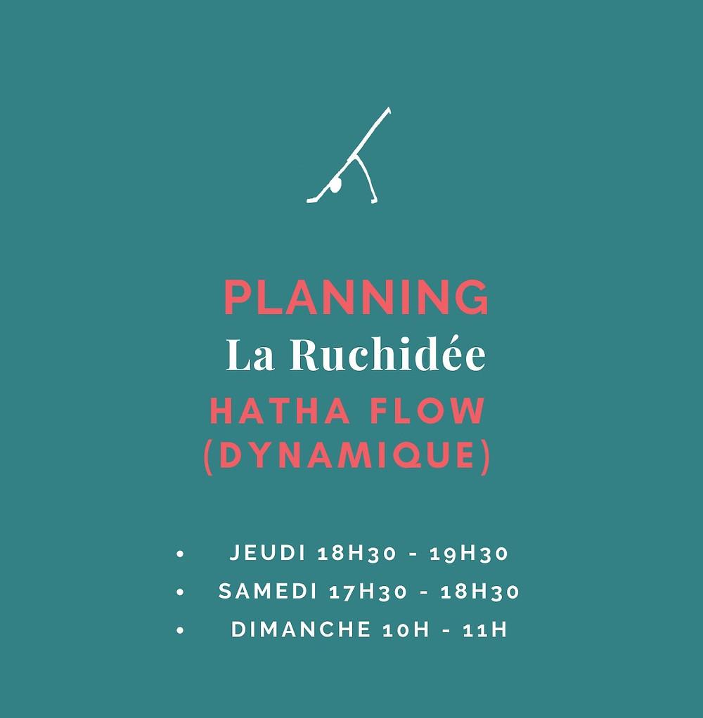 Cours yoga dynamique Limoges