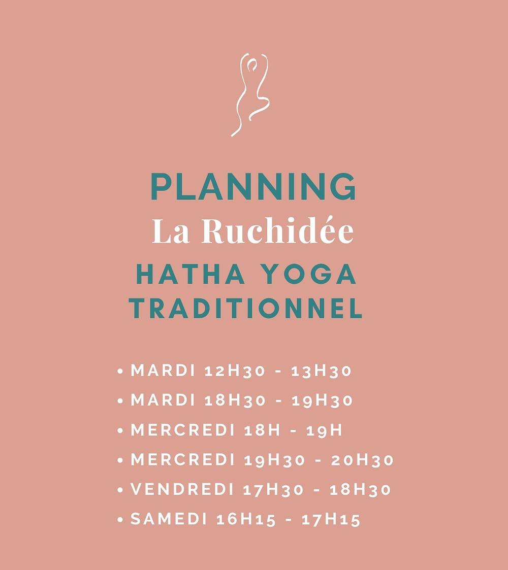 Cours Hatha Yoga Limoges