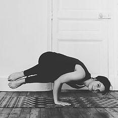 yoga avec pauline-limoges-parshva bakasana
