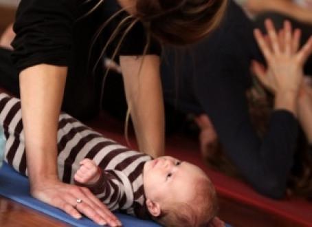 Cours de yoga post-natal à Limoges 🤱