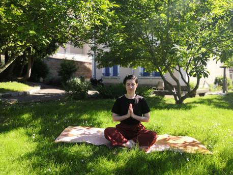 [NOUVEAUTÉ] Cours de yoga en plein air à Limoges