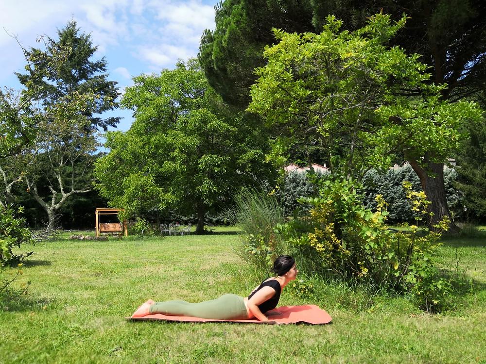tuto yoga été - yoga avec pauline limoges