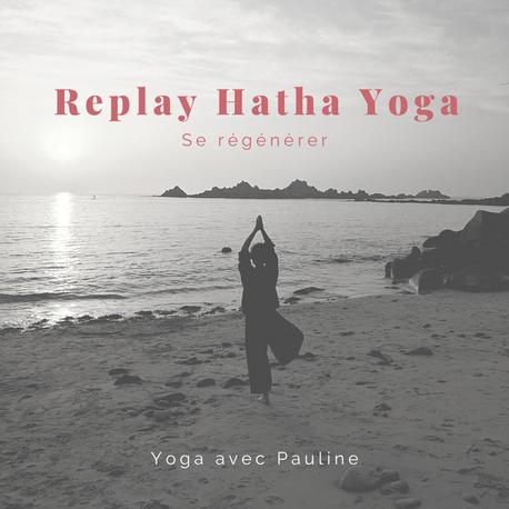 NOUVEAUTE | Replay des cours de yoga disponibles sur le site !