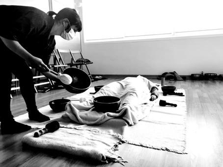 NOUVEAU | Massage sonore aux bols tibétains à Limoges