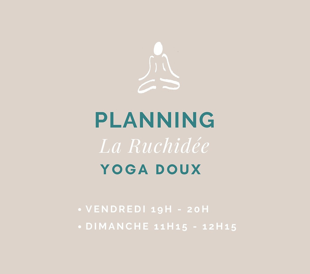 Cours yoga doux relaxation limoges