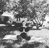 yoga plein air limoges-yoga avec pauline