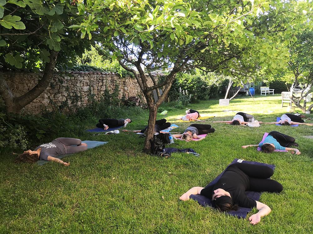 yoga limoges portes ouvertes