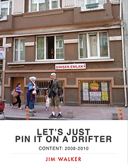 Let's Just Pin It On A Drifter cover art
