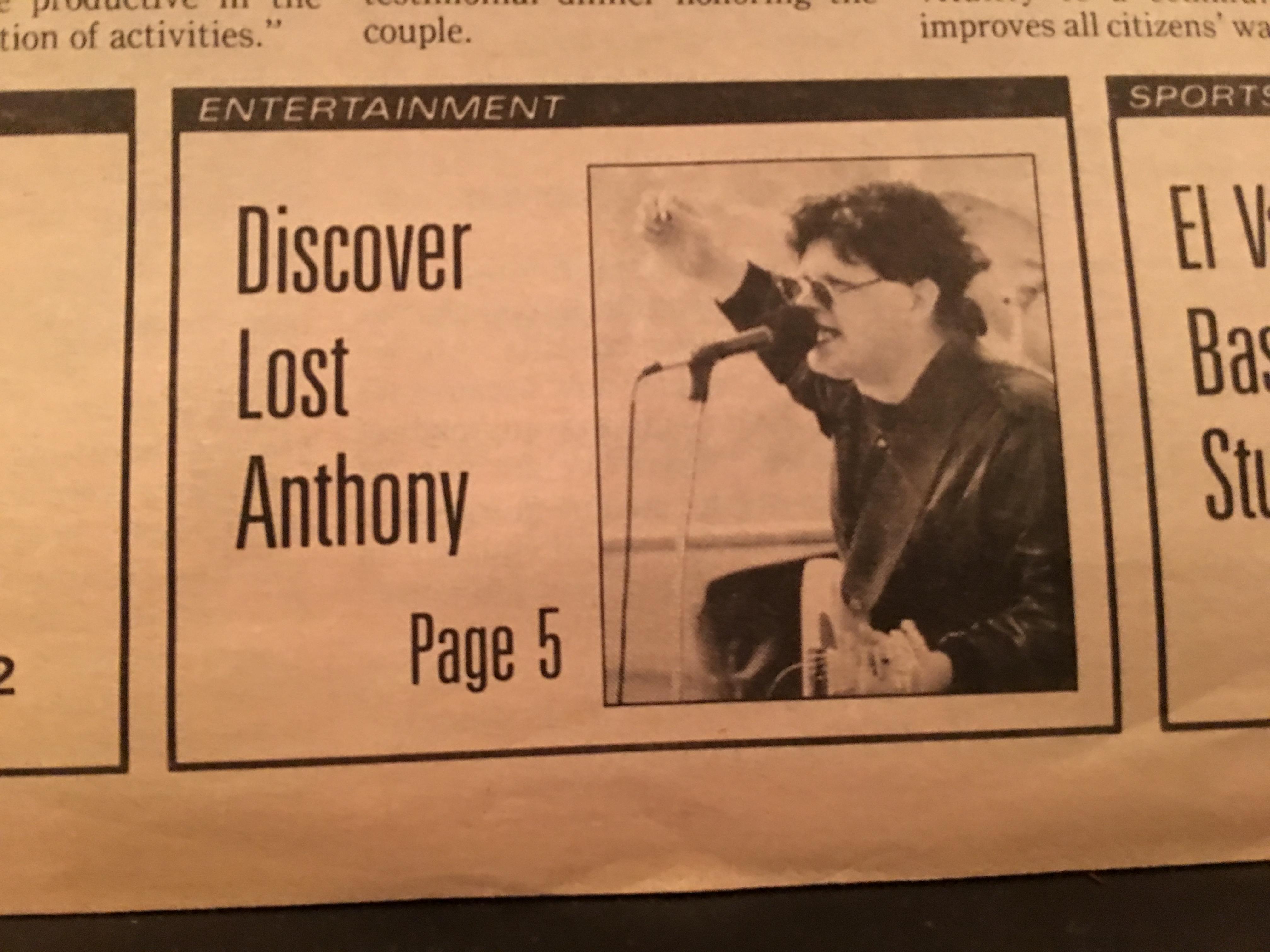 Article / Glendale College newspaper
