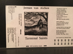 Terminal Saints (Front)