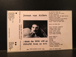 Dog cassette (front)