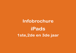Infobrochure iPads
