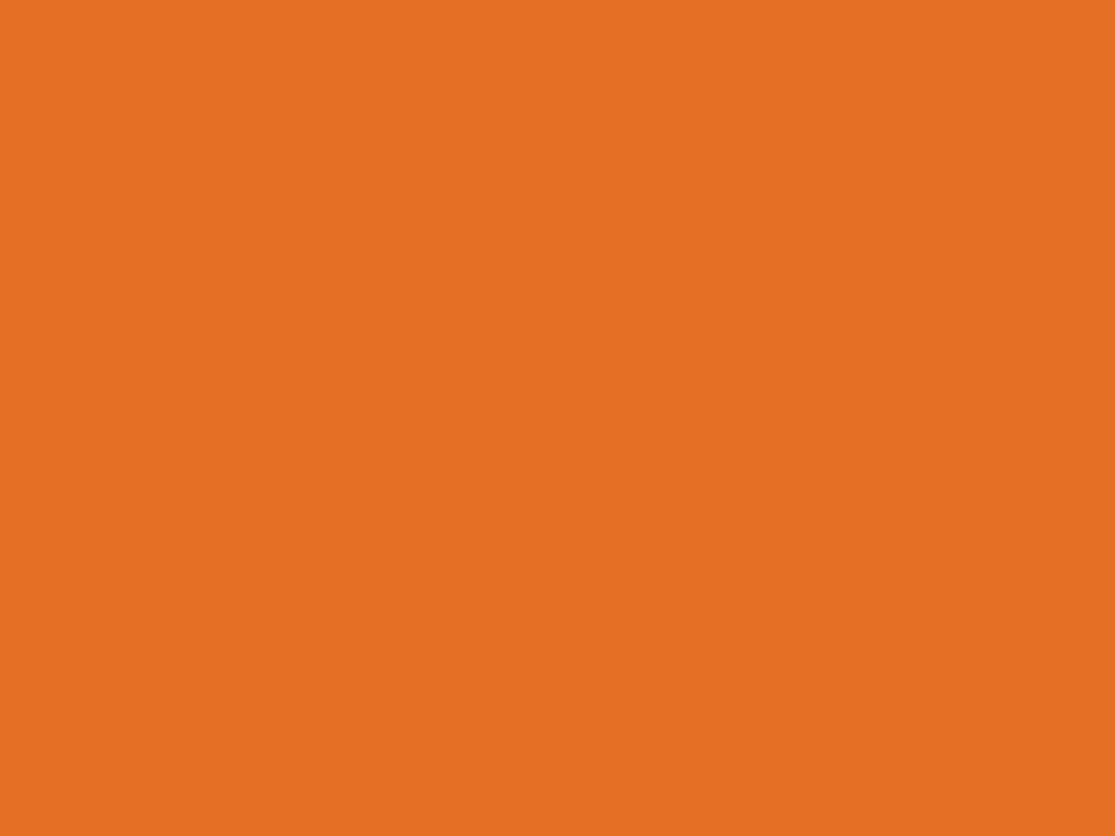 Lege oranje tegel