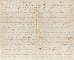 Letter from Charles E. Jayne, Rhodes Collection