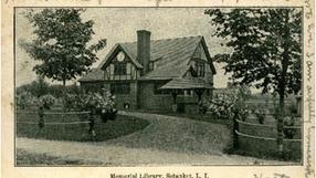 Celebrating Emma S. Clark Memorial Library