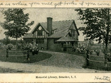 Celebrating Emma S. Clark Memorial Library
