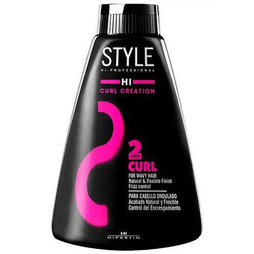 Средство для моделирования волнистых волос HI Style Curl Creation