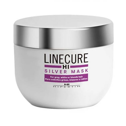 Маска для светлых поврежденных волос Linecure Silver Mask, 500 мл