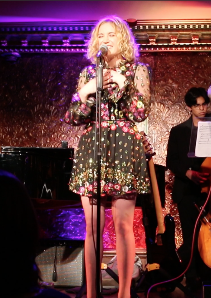 Sami @ 54 Below NYC
