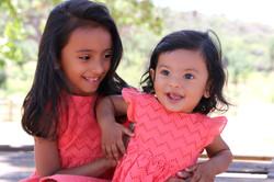 Sisters Sofia & Olivia IMG_0520