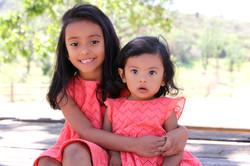 Sisters Sofia &  Olivia IMG_0485