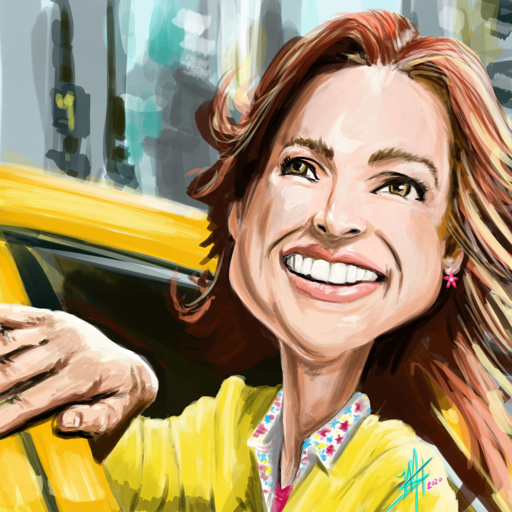 KimmySchmidt Digital Paint