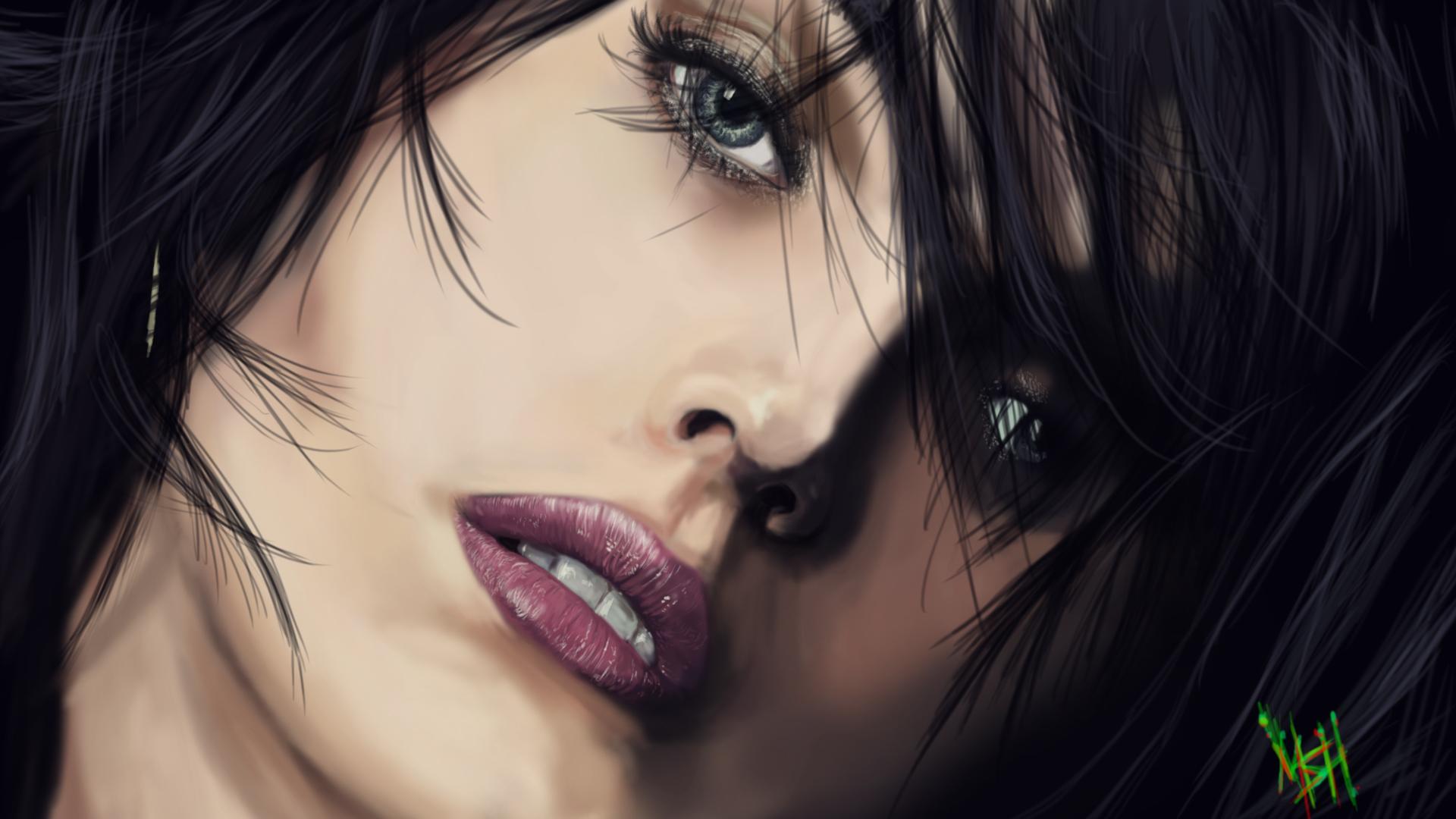 meganF Digital Paint