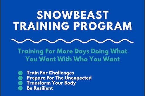 Monthly Training | Snow Beast Performance