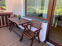 Balcony Apartment B